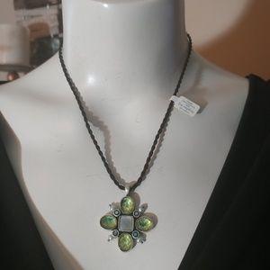 Lia Sophia Necklace with Pendant